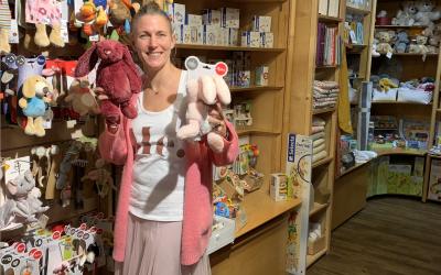 Katharina Heinl – die Spieleenthusiastin